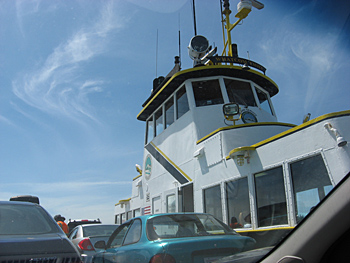 Whatcom County Ferry, the Whatcom Chief